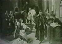 scene from othello by j.l. wardleworth