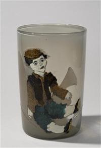 vase by joey kilpatrick and flora c. mace