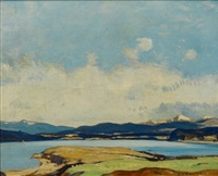 lochnell argyll by david young cameron