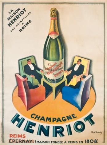champagne heriot reims maison fondée en 1808 by roger de valerio