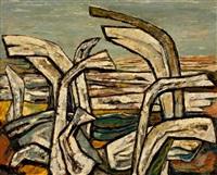 driftwood by fritz brandtner