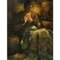 knitting by lawrence nelson wilbur