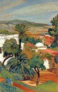 la villa abd el tif by jean bouchaud