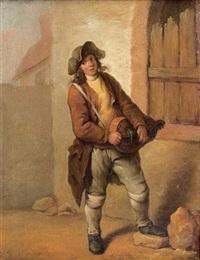 un joueur de viole by louis aubert
