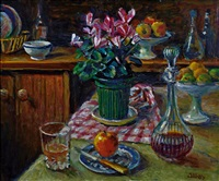 still life by margaret hannah olley