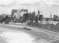 grein an der donau by rudolf holzinger
