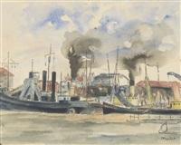 le port by elisée maclet