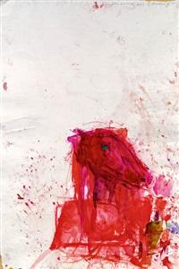 der hirsch aus... by martha jungwirth