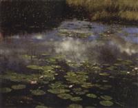 wild lilies by john meyer