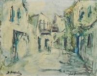 streets of israel by zvi raphaeli