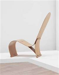 adjustable lounge chair by herbert von thaden