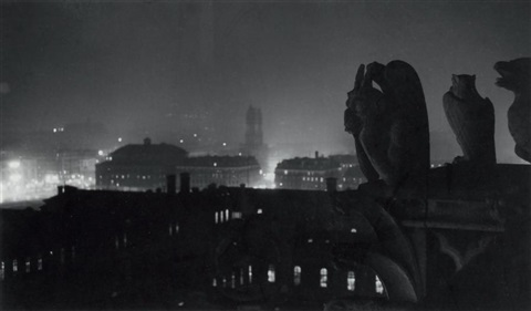 paris by brassaï