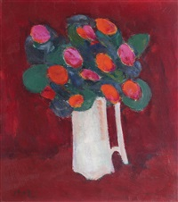red roses by ion pacea