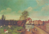 view at hammersmith by james hagarty