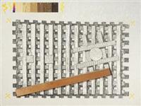 il legno e il suo doppio by concetto pozzati