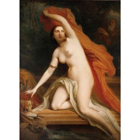suzanne et les vieillards by nicolas françois octave tassaert
