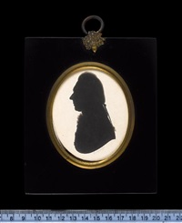 a silhouette of simon romanovitch vorontzov by john m. field