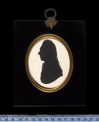 a silhouette of simon romanovitch vorontzov by john m. field