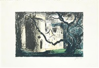 clytha castle by john piper