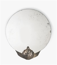 hibou mirror by albert cheuret