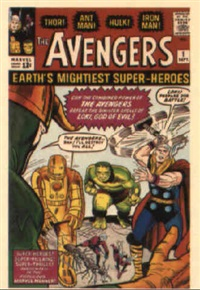 the avengers no.1 by dick ayers