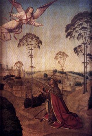 El Rey David By Master Of Astorga On Artnet
