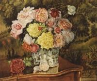 bouquet de fleurs by l. leinkugel le cocq