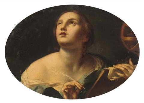 an allegory of astronomy by elisabetta sirani