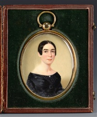 mrs. baker by john wood dodge