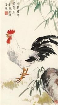 鸡鸣 by jiang biwei