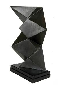 bronze gem by arthur silverman