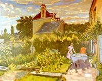 la maison de vaux by robert lepeltier