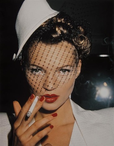 kate moss paris by roxanne lowit