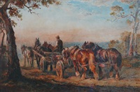 near pennant hills by william young