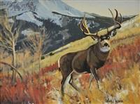 deer by dave wade