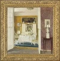 the breakfast room by karl albrecht