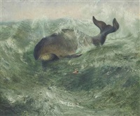 jonah and the whale by richard eurich