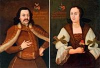 szakmáry donát és szakmáry judit portréja by ibres alters