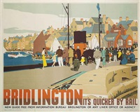 bridlington by frank newbould