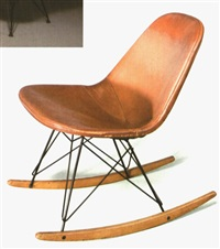 Wunderbar Schaukelstuhl RKR Rocking Chair With..., 1950u20131953. Charles Eames