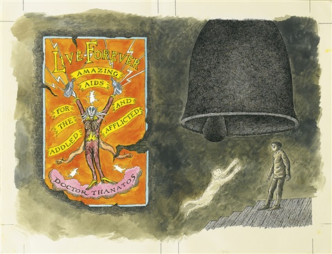 the bell the book and the spellbinder by edward gorey