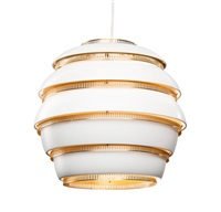 ceiling lamp a331 beehive by alvar aalto