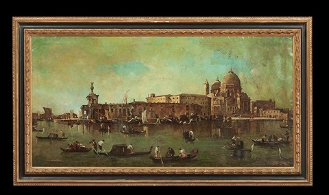 artwork by canaletto