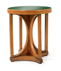 a round table no 428 by josef hoffmann