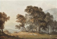 ullswater by william glover