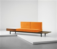 bench, from cité cansado, mauritania by charlotte perriand