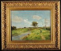 le canal des prairies by vittorio avondo