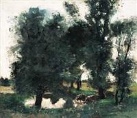 rural scene by lesser uri