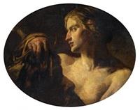 david et goliath by philippe auguste jeanron