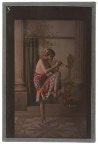 jeanne desvaux, danseuse de ballet et mannequin (10 works) by edmond goldschmidt